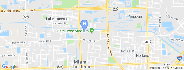 Miami Dolphins Tickets Hard Rock Stadium